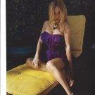 """Magazine Article & Photo Set With Chloe Sevigny """"Big Loves"""""""
