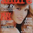 Allure Magazine July 2005 Hillary Swank Cover
