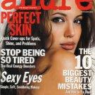 Allure Magazine November 2004 Angelina Jolie Cover