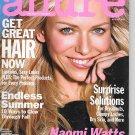 Allure Magazine August 2003 Naomi Watts Cover