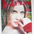 Interview Magazine December 1993 Nastasja Kinski