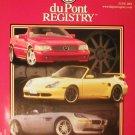 DuPont Registry Magazine June 2001 Full Issue