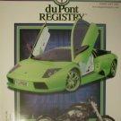 DuPont Registry Magazine February 2003