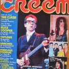 Creem Magazine May 1979 Elvis Costello Cover