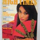 High Times Magazine November 1981