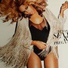 Harper's Bazaar Magazine November 2011 Beyonce