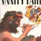 Vanity Fair Magazine March 1983 Pan