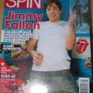 Spin Magazine March 2002 Jimmy Fallon