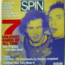Spin Magazine April 1992 Sex Pistols