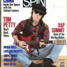 Spin Magazine August 1989 Tom Petty