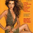 Julie Anderson April 1989 Cosmopolitan Magazine  Full Back Issue