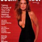 Cindy CrawfordSeptember 1989 Cosmopolitan Magazine  Full Back Issue
