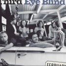 Magazine Paper Print Ad For Chevrolet With Third Eye Blind