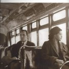 Photograph With Rosa Parks On Bus