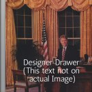 Photograph With President Bill Clinton In Oval Office 1993