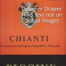 Magazine Paper Print Ad For Piccini Chianti Wines