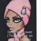 Original Illustrated Magazine Photo For Marc Jacobs Fashions
