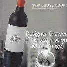 Magazine Paper Print Ad For Fusee Merlot Wines
