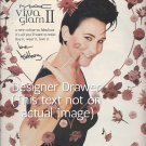 Magazine Paper Print Ad With K.D. Lang For Mac Viva Glam II