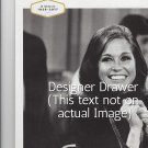 Original Magazine Photo With Mary Tyler Moore In Memory