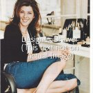 Original Magazine Photo With Marisa Tomei In Jeans
