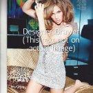 Original Magazine Photo With Jennifer Lopez Fixing Hair