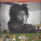 Magazine Paper Print Ad For Bob Marley Gold Album Promo