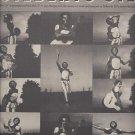 Magazine Paper Print Ad With Gilberto Gil For Nightengale Album Promo