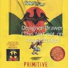 Magazine Paper Print Ad For Soulfly Primitive Album Promo