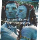 Original  Magazine Photo With Avatar's Jake & Neytiri