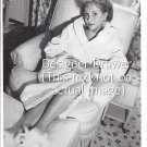 Original Magazine Photo With Barbara Walters In Chair In Robe