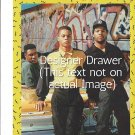 Original Magazine Photo With Cuba Gooding Jr & Ice Cube
