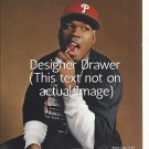 Original Magazine Photo With 50 Cent In 2005