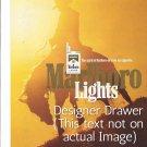 Magazine Paper Print Ad For Marlboro Lights Bronco Scene