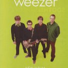 Magazine Paper Print Ad For Weezer 2001 Album Promo