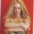 Original Magazine Photo With Heather Graham In 2001