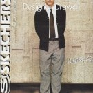 Magazine Paper Print Ad With Robert Downey Jr For Skechers Fashions