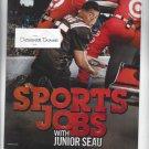 Photo With Junior Seau: Sports Jobs On Field Scene 2009