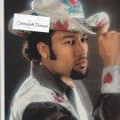 Photo With Ben Harper In White Cowboy Hat 2003
