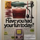 Vintage Print Ad For Nintendo Game Boys