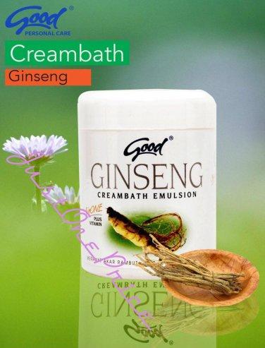 Creambath Ginseng Emulsion 3 in 1 Plus Vitamin (min 6pcs)