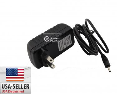 """2.5mm A13 7"""" 8"""" 9"""" 10"""" Android Tablet 5V 2A Wall Charger Power RCA Adapter"""