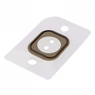 Replacement Rubber Gasket Home Button Holder Adhesive Sticker iPhone 5 5G 5C 5S