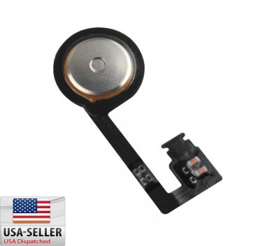 New Home Button Key Repair Part Flex Ribbon Cable Replacement For iPhone 4S