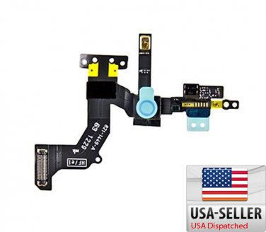iPhone 5 5G Proximity Sensor Light Motion Flex Cable with Front Face Camera