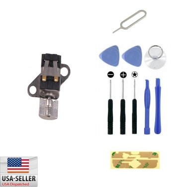 iPhone 4 GSM Vibrate Vibration Motor Vibrator Replacement Part +10pc Tools A1332