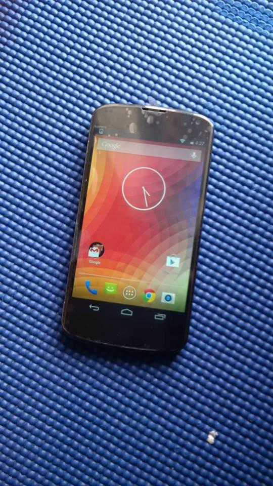 Refurbished LG Nexus 4 Unlocked