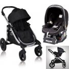 Baby Jogger 81260KIT3 City Select Stroller with Car Seat - Onyx