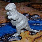 Marx 1950s-1964 Allosaurus Type I Dinosaur, Medium Gray
