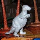 Marx 1950s-1964 Allosaurus Type II Dinosaur, Light Gray